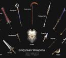 Empyrean Weapon