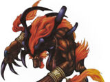 Ifrit/Final Fantasy X