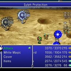 Sylph Protection.