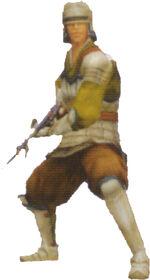 Yevon Guard ffx-2