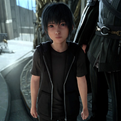 Young Noctis in <i><a href=
