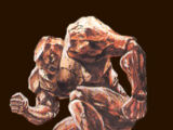 Stone Golem (Mystic Quest)