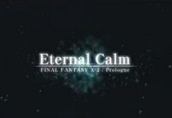 Eternal calm