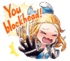 LINE Edea Sticker4