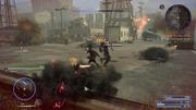 Chapter 11 battle in FFXV