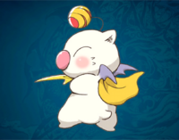 FFD2 Morrow Moogle Art