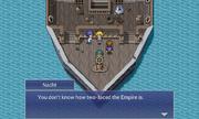 FFD Sunken Ship Story