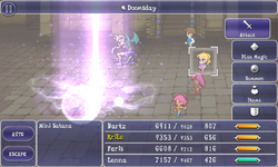 FFV iOS Doomsday