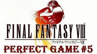 Final Fantasy VIII On PSP Perfect Game Part 5 - ANGELO SEARCH Trick!!!