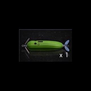 Giant Needle 10,000 lure