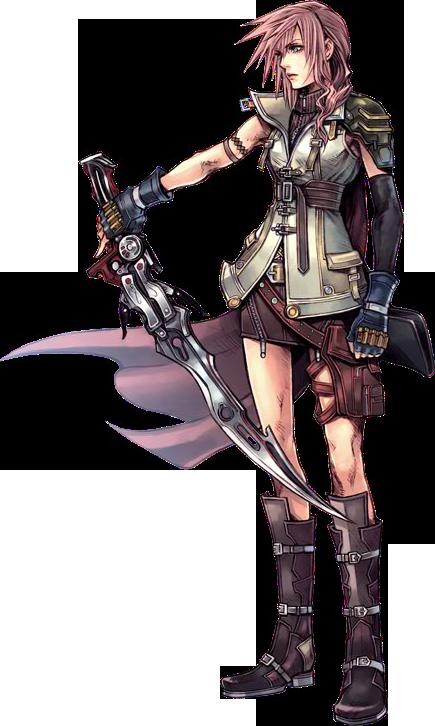Lightning Final Fantasy Xiii Dissidia Psp