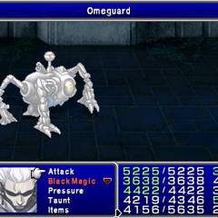 Omeguard (PSP).
