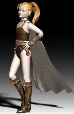 Final Fantasy V - Character - Krile 2