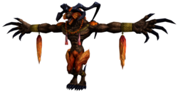 MFF Ifrit Model