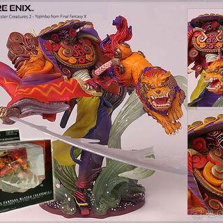 <i>Final Fantasy Master Creatures</i> figure.