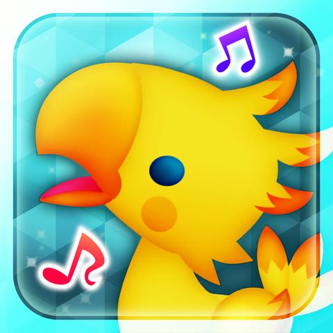iOS app icon.
