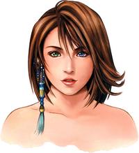 Yuna portrait