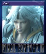 FFIV Steam Card Cecil