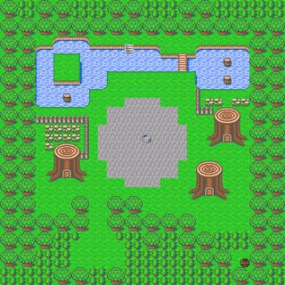 Restored Foresta.