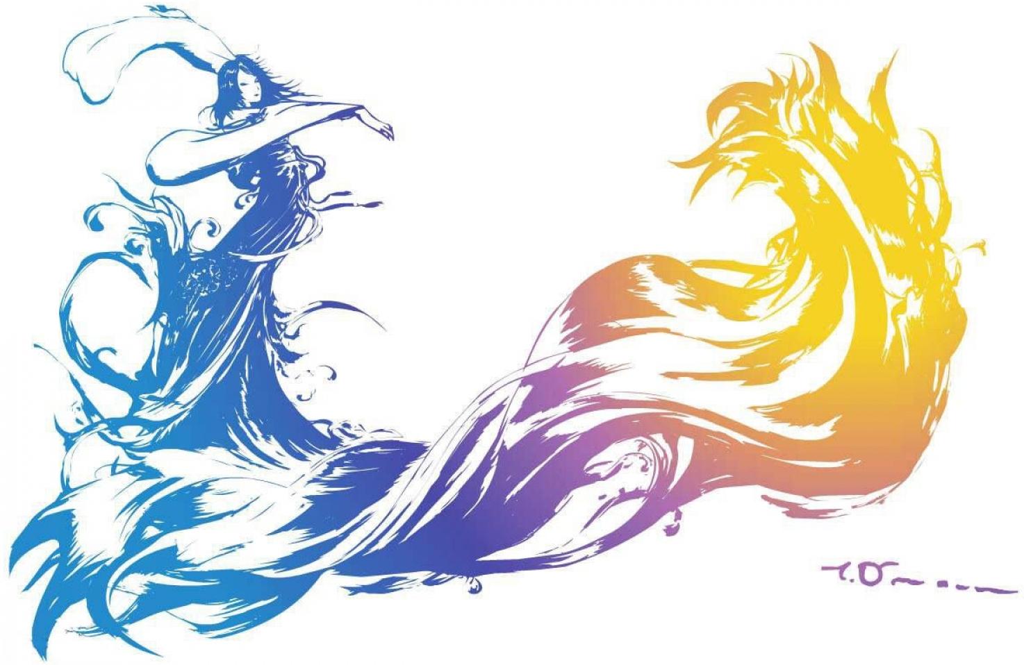 Final fantasy logo art - photo#35