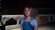 Girl in Tenebrae Ch12 in FFXV