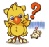 LINE Chocobo Sticker22