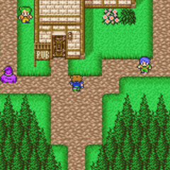The village of Tule (GBA).
