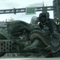 Remnant Motorcycle in <i>Advent Children</i>.