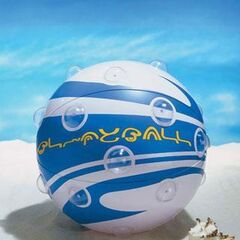 Blitzball merchandise.