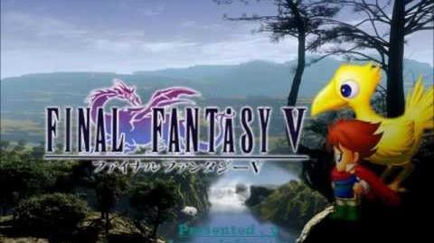Elemental Travel 1- Final Fantasy V Dragon & Star Anime OST (HQ)