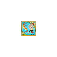 Elementalash (Fire) (SR).