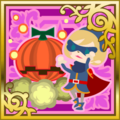 FFAB Pumpkin Head - Blue Mage (F) SR+