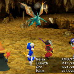 Earth: Cave-In (DS).