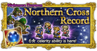 FFRK Northern Cross Record Nightmare