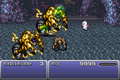 FFVI Dance Poisonous Frog