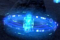 FFXIV Darkhold Circle