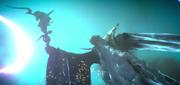 Final Fantasy XV - Ixion Staff