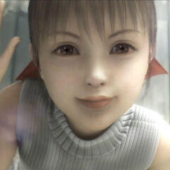 Marlene as seen in <i>Final Fantasy VII: Advent Children</i>.