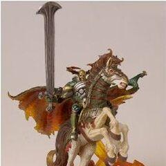 Final Fantasy<i> Master Creatures Vol 2; </i>Final Fantasy IX<i>.</i>