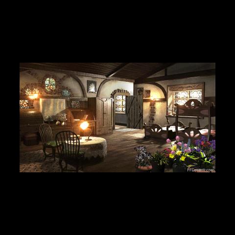 Flower Restaurant.