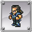 DFFNT Player Icon Cyan Garamonde FFRK 001