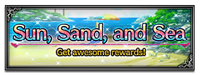 FFBE Event Sun Sand and Sea