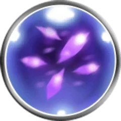 Aerith's Soul Break icon in <i><a href=