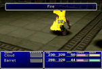 FFVII Fire EA