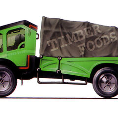 Timber Food Truck.