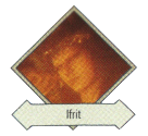 Ifrit Icon FFXV