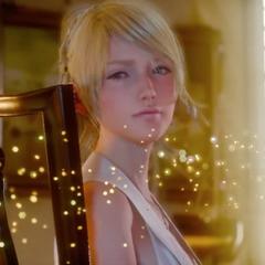 Luna no trailer da Jump Festa 2015.