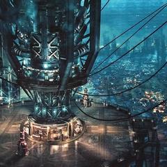 Sector 7 Pillar.