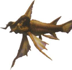 Xiphactinus ffx-2
