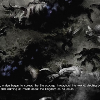 Ardyn spreads the Scourge in <i>Episode Ardyn</i>.